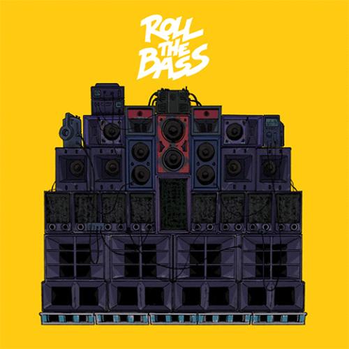 """""""Roll the Bass"""" Major Lazer"""