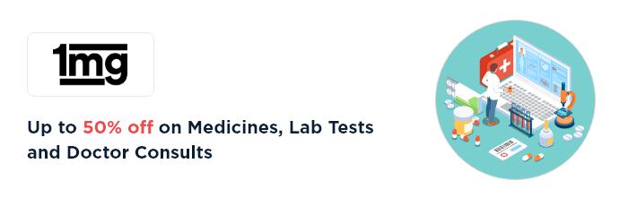 1mg - Order Medicine Online & More