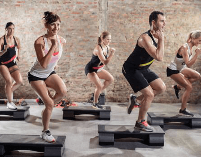Aerobics exercise will help you in weight lose
