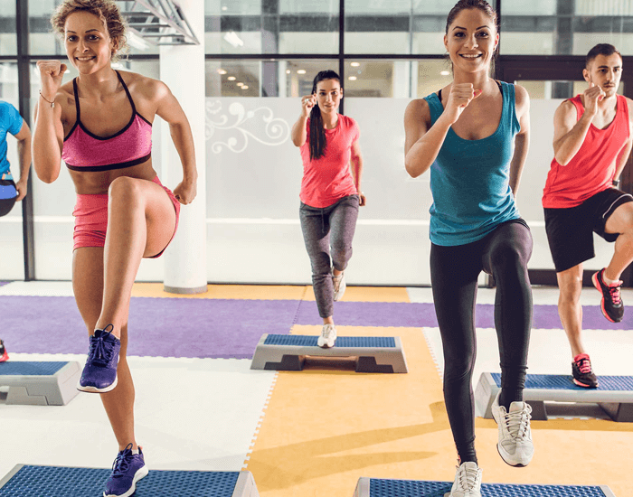 Aerobics will increase your Metabolism