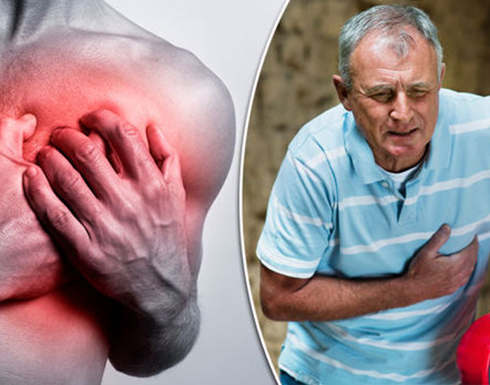 Brings down the danger of heart ailments and stroke
