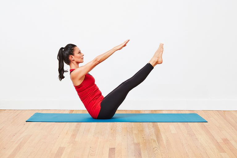 C-Sit Hold Exercises