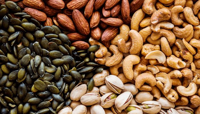 Consume Energy Dense Foods