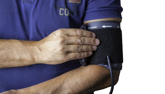 controls blood pressure and improve cardiovascular health