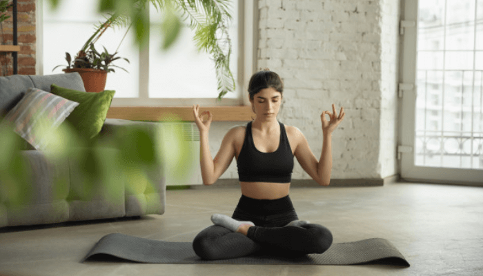 Does yoga help in Covid?