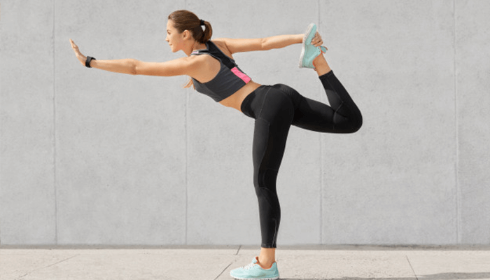 Don't neglect stretching