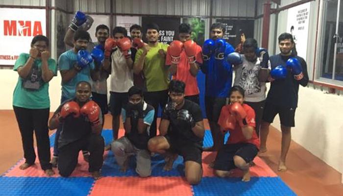 Elite Cross Fitness & Fight Club