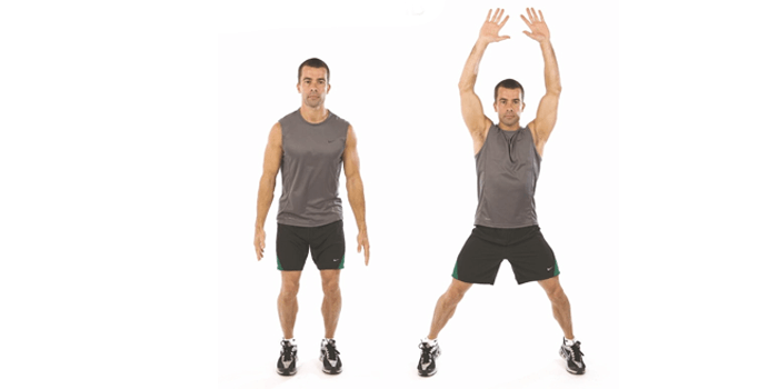 How Many Calories You Can Burn With Jumping Jacks?
