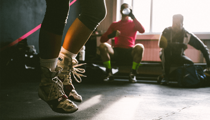 Exercising with a Vitamin-B Deficiency