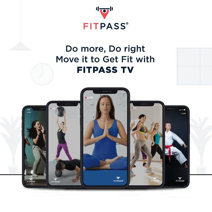 Introducing FITPASS TV