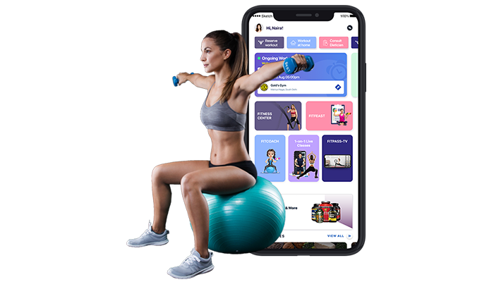 FITPASS – One Pass to 4,000+ Fitness Centers