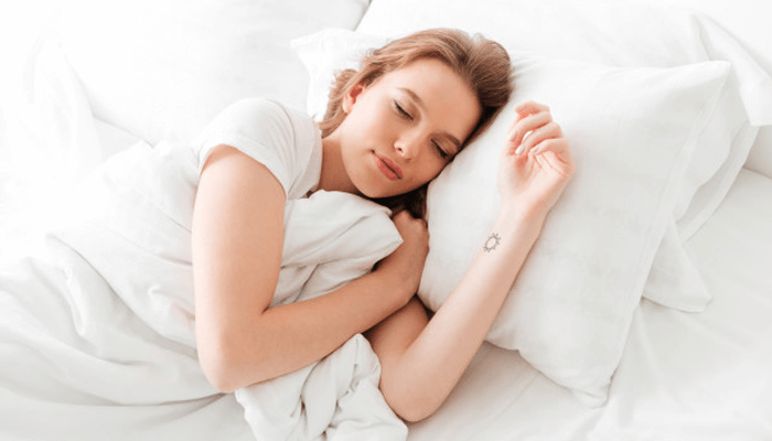 Get enough and quality sleep