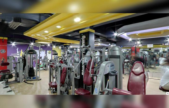 gold gym-east-of-kailash new delhi
