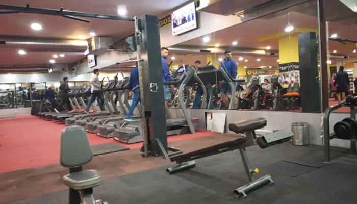 Gold's Gym Chandigarh