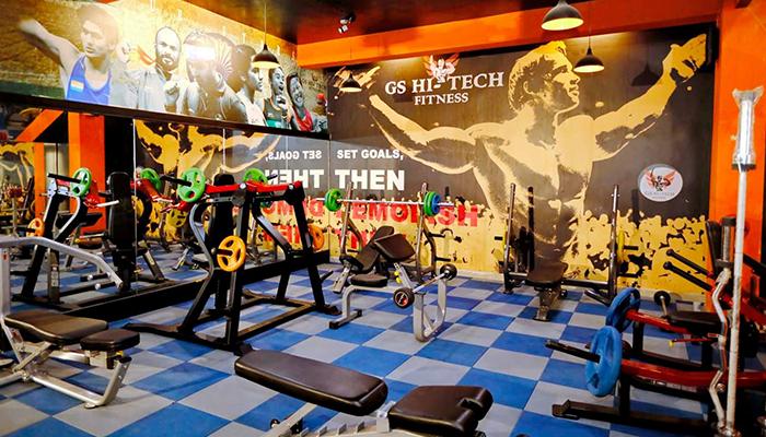 GS Hi-Tech Fitness Studio