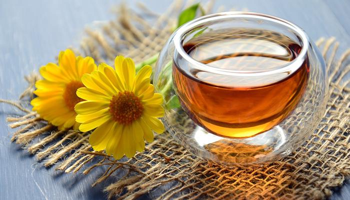 Have herbal tea
