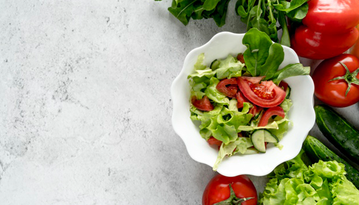 Have Lots of Green Leafy Vegetables