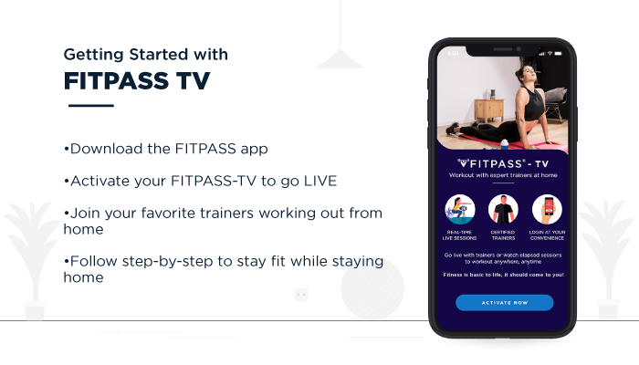 How FITPASS TV Works?