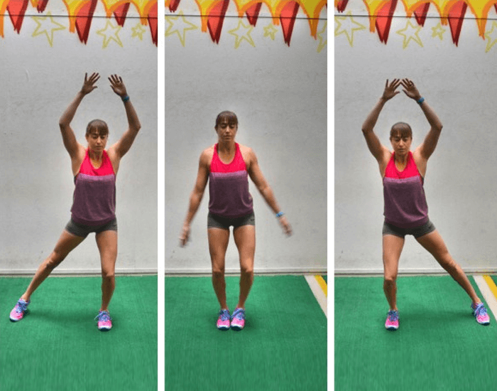 How to Perform Jumping Jacks