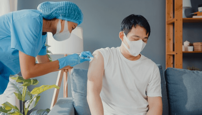 How to reduce arm soreness of covid vaccine?