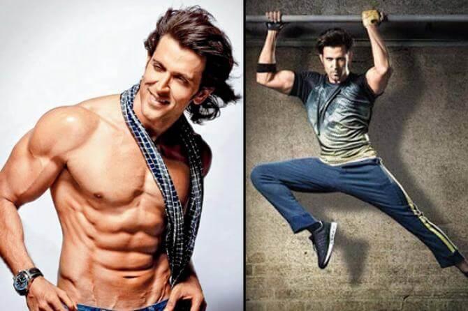 Hrithik Roshan Fitness secrets