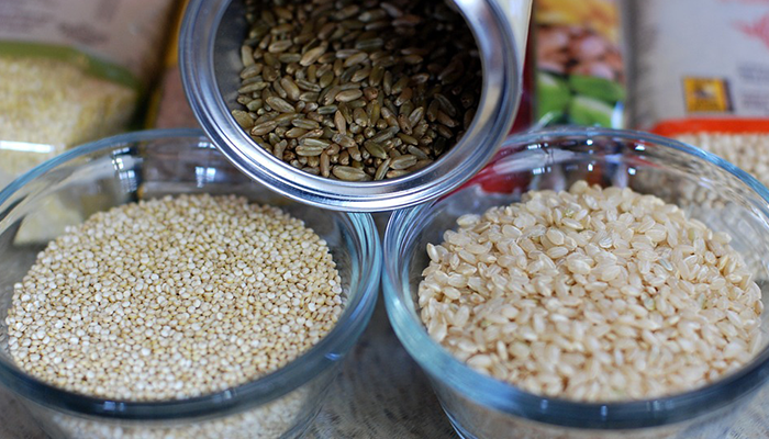 Include Whole Grains in Your Diet