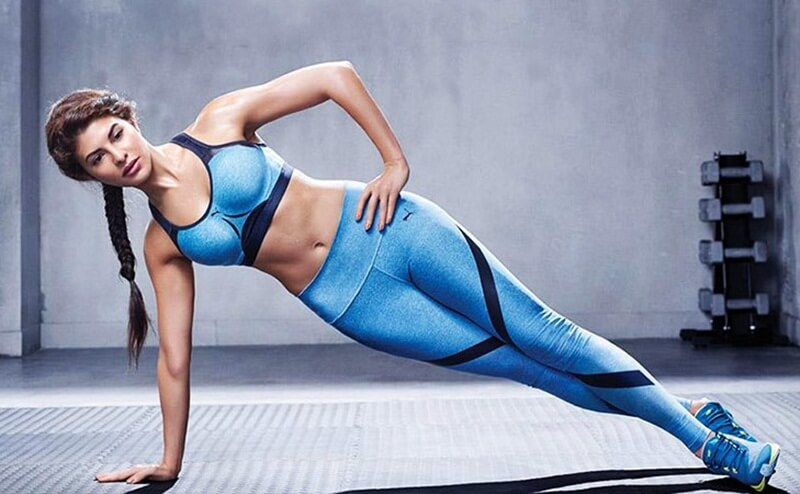 Jacqueline Fernandez Daily Workout Routine Fittest Actress of Bollywood