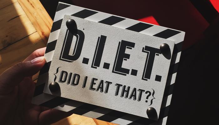 Ragulate your diet