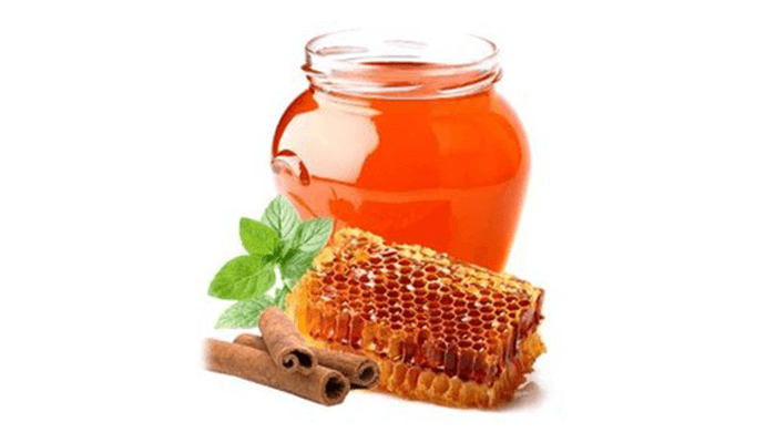Kadha with Honey