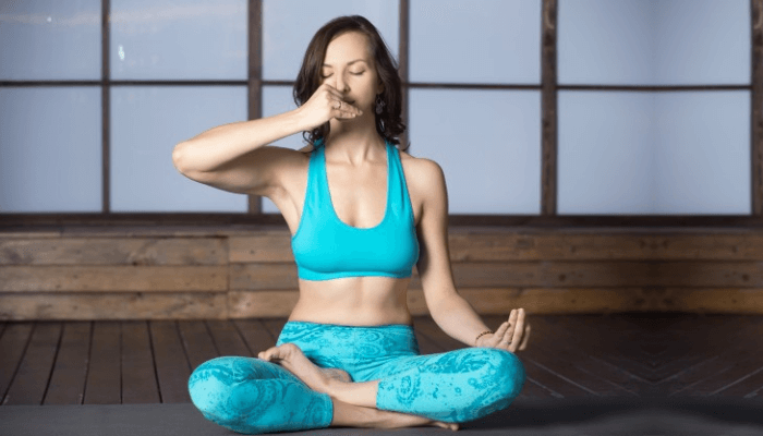 Learn the proper technique of breathing