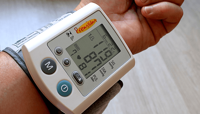 reduced Blood Pressure