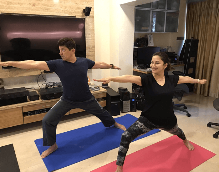 Madhuri Dixit Fittest Actress of Bollywood