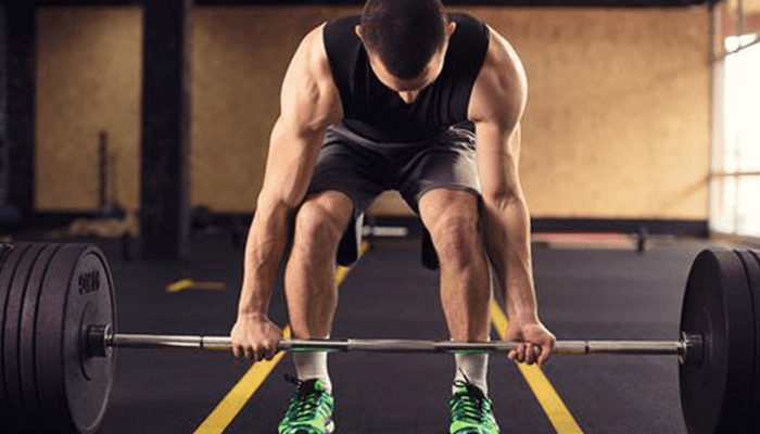 Make your grip with strength and power