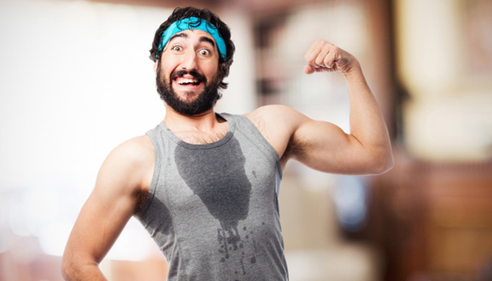 More Sweat Means More Fat Burned