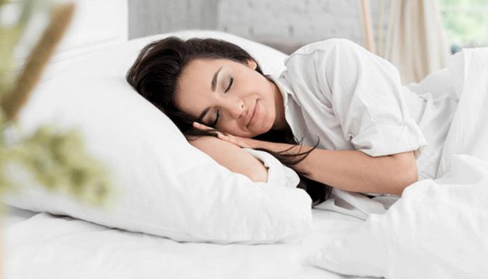 Morning exercise improves sleep pattern