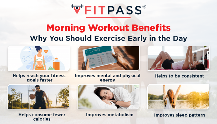 Morning Workout Benefits - Why You Should Exercise Early in the Day