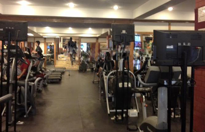 Olympia , Greater Kailash 2 delhi gym
