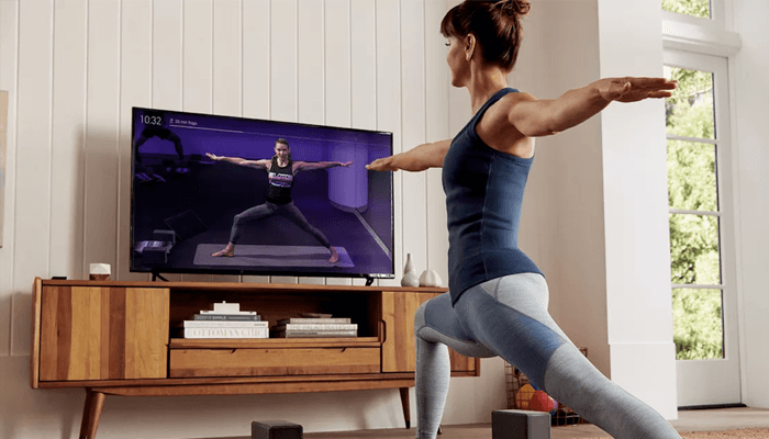 Online fitness solutions
