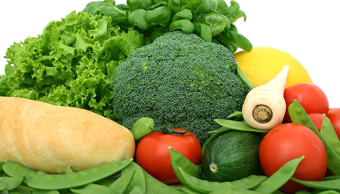 Eat fibber-rich foods