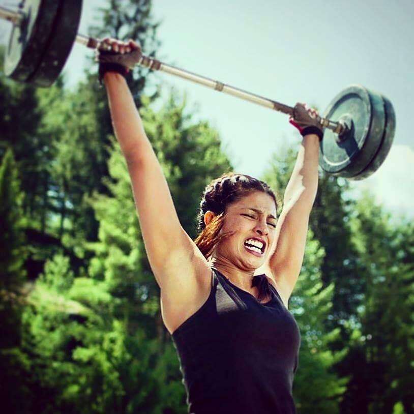 Priyanka Chopra Workout
