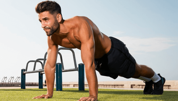 Pushing & Pulling Exercises for the Upper Body