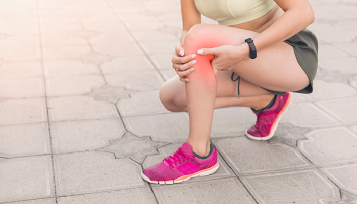 Is soreness limited to muscles