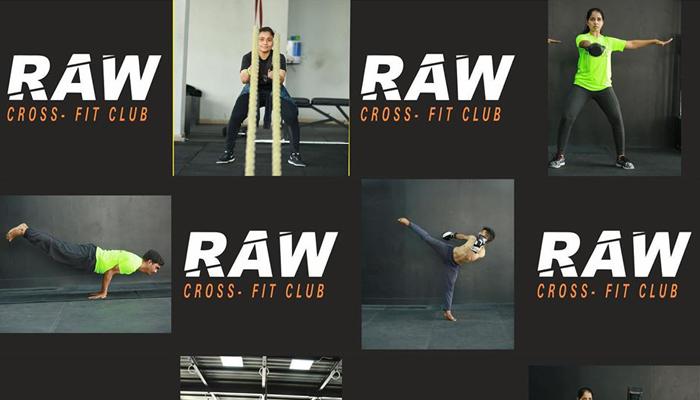 Raw Cross-Fit Freaks