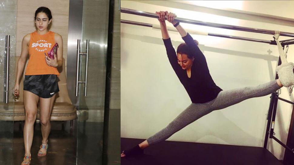 Sara Ali Khan Fitness regime
