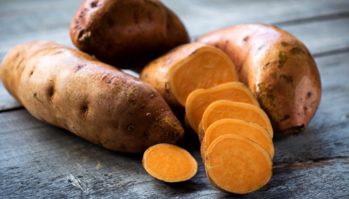 Sweet Potato Easy to Digest