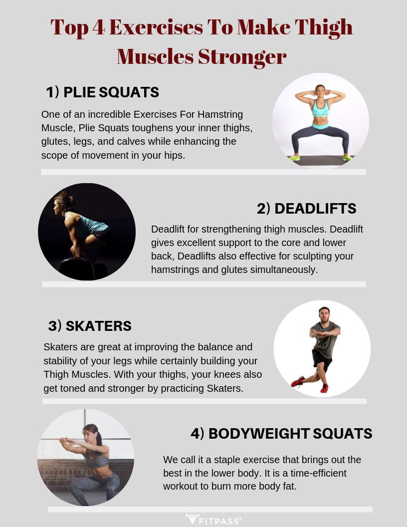 4 Leg Workouts For Mass - Muscle-Building Leg Exercises - Killer Leg Workout