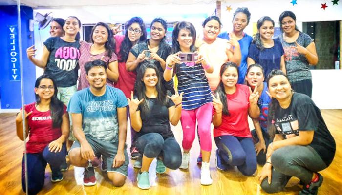 Velocity Fitness and Dance Studio in Pune