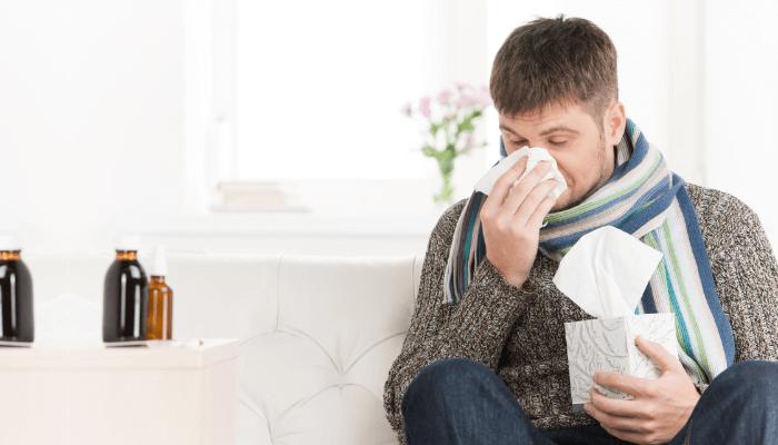What herbs prevent flu?