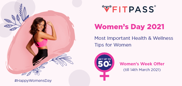 Women's Week Offer by FITPASS