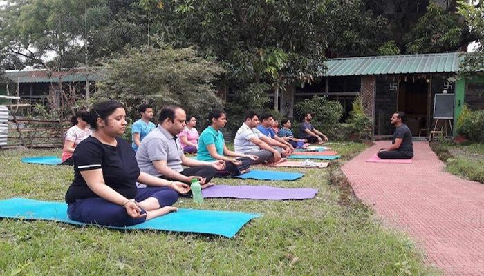 Yoga Plus, Bighannagar Kolkata